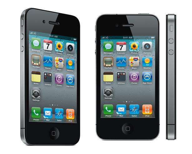 iPhone 4 a confronto