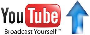 Come caricare video su youtube