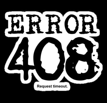 errore 408